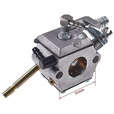 jrl carburador para STIHL FS160 FS220 FS 280 FR220 Rep Zama C15 ...