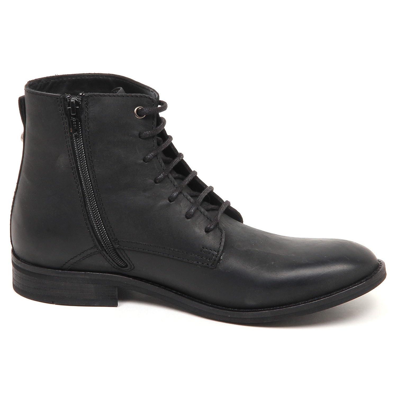 Gaudi E5360 Stivaletto Uomo Black Scarpe Vintage Effect Boot Shoe Man  45    Amazon.it  Scarpe e borse 3113bd45d34