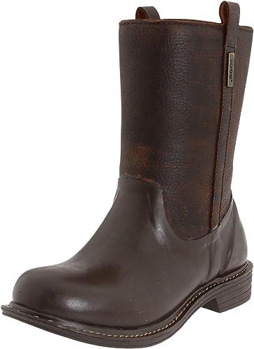 Amazon.com | Bogs Women&39s Mason Leather Rain Boot | Mid-Calf