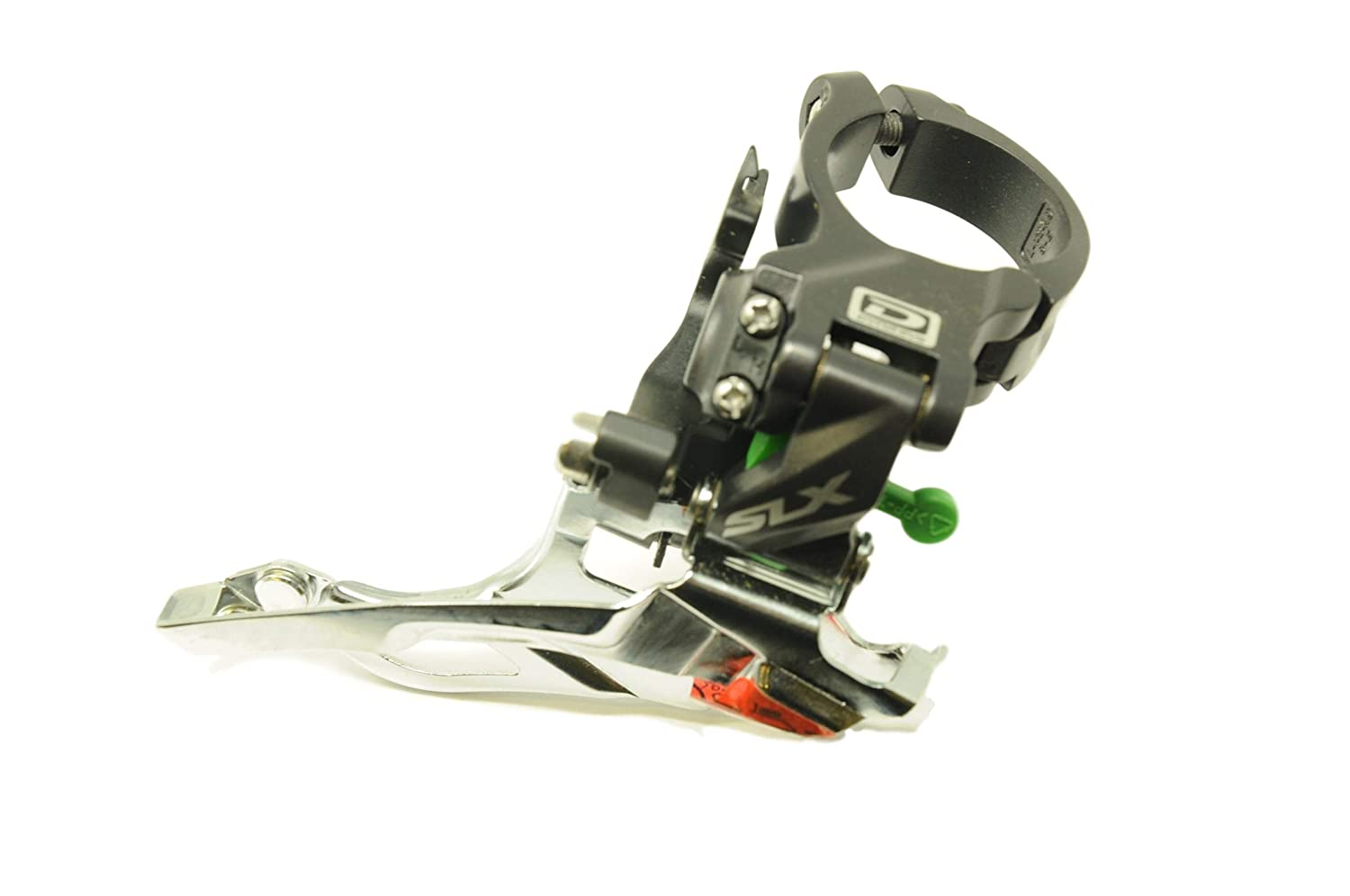 Shimano SLX FD-M661-10 Dyna-Sys 10 Speed 34.9mm Front Derailleur Black 31.8mm