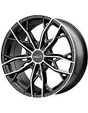 amazon truck suv wheels automotive street off road Hot Rod GMC Truck helo he907 16x7 5x114 3 38mm black machined wheel rim