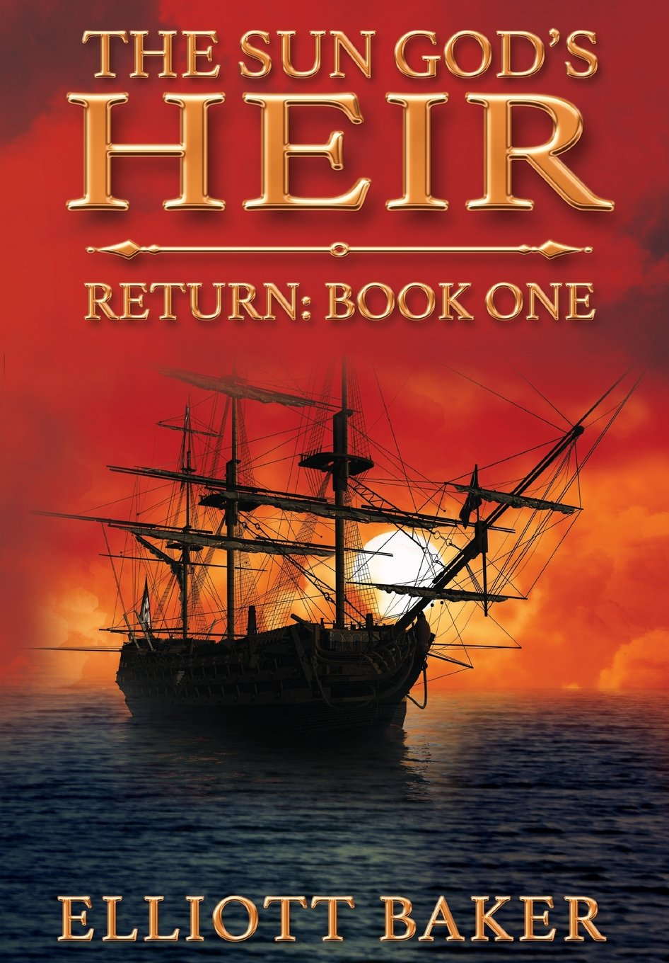 Read Online The Sun God's Heir: Return PDF