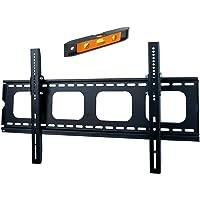"""50-75"""" Inch 100kg Universal LED LCD Plasma TV Tilt Wall Mount Bracket Black"""