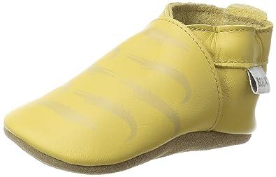 Bobux Krokodile Gelb, Mocasines para Bebés: Amazon.es: Zapatos y complementos