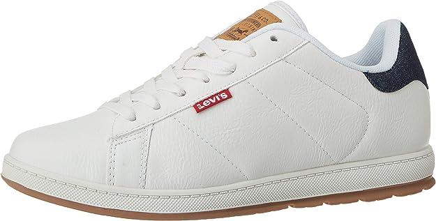 Levi's Declan Millstone 2 Sneaker Herren Weiß