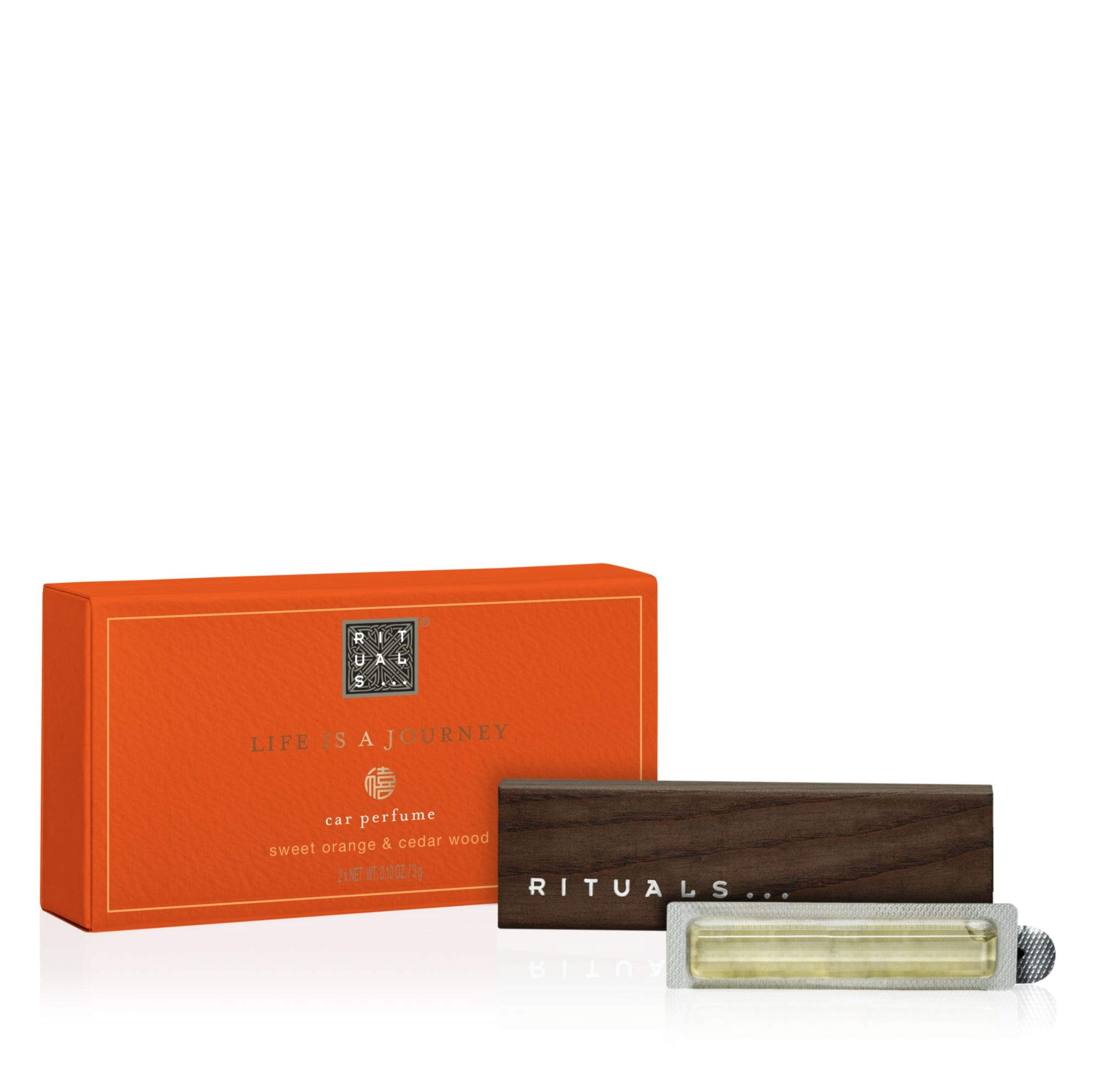 RITUALS The Rituals of Happy Buddha Car Perfume, 6gr