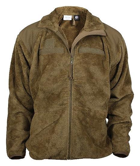 Amazon.com  Rothco Coyote ECWCS Polar Fleece Gen III Level 3 Jacket  Sports    Outdoors 2682ea94e5f
