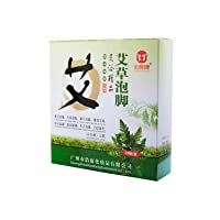 Foot Reflexology Chinese Medicine Foot Bath Powder Kits Cold Blood