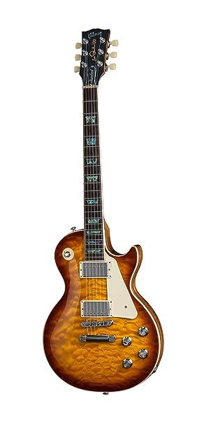 Gibson Usa Les Paul Standard 2015 Premium Honey Burst Candy Amazon