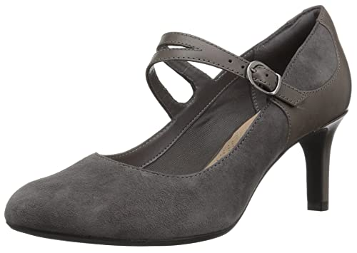 54732d4f2c3c Clarks Women s Dancer Reece Pump  Amazon.co.uk  Shoes   Bags