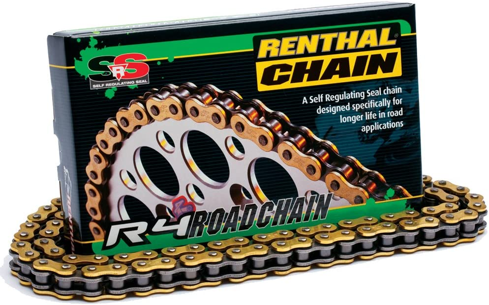Renthal C355 530-Pitch 110-Link R4 SRS Road Chain