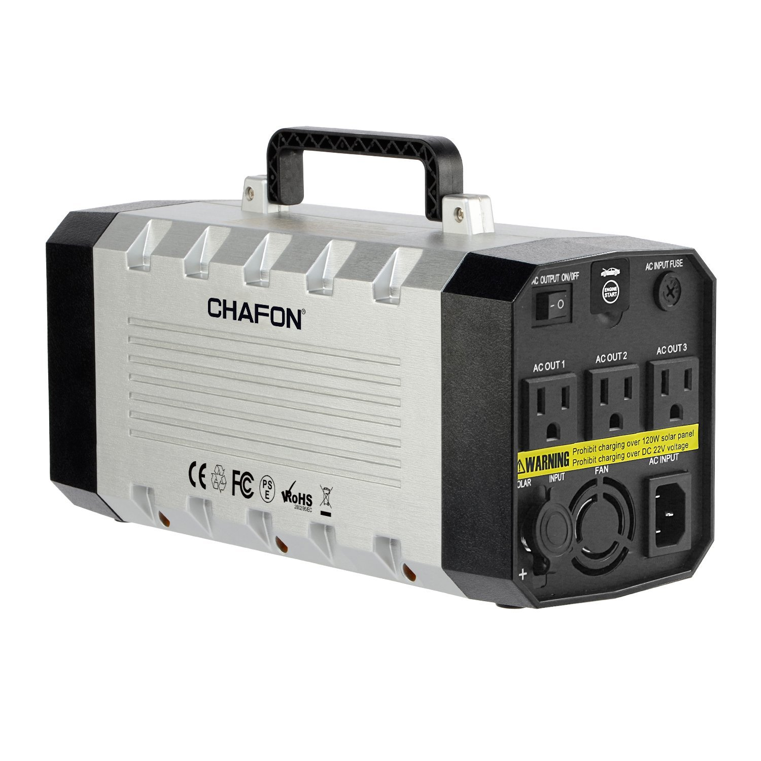 Chafon 288WH Portable UPS Battery Backup CF-UPS008