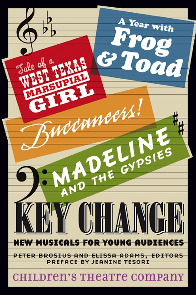 Read Online Key Change: New Musicals for Young Audiences PDF