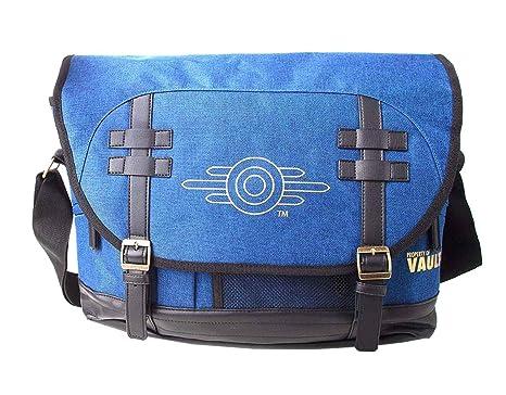 Amazon.com: Fallout Vault-Tec - Bolso bandolera para Xbox ...
