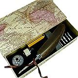 Penna d'Oca GC Piuma Antica Naturale Penna Calligrafica a Calamo PA-01