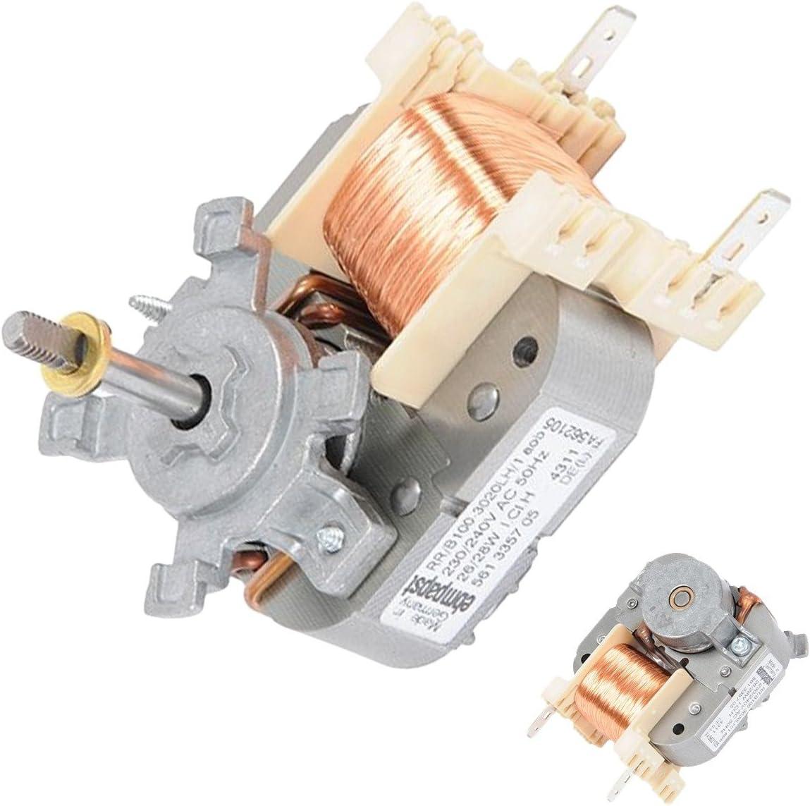Motor Ventilador – Horno, Cocina – Arthur Martin: Amazon.es ...