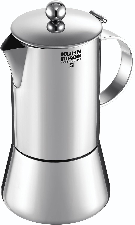 Kuhn Rikon 38093 Cafetera, 18/10_Steel: Amazon.es: Hogar
