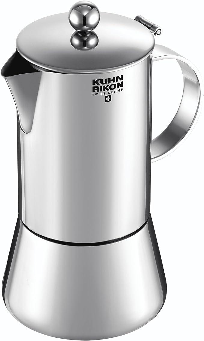 Kuhn Rikon 38093 JULIETTE acero inoxidable 0,2L 4 tazas inducción ...