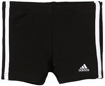 adidas Jungen Badehose 3 Stripes Boxershorts