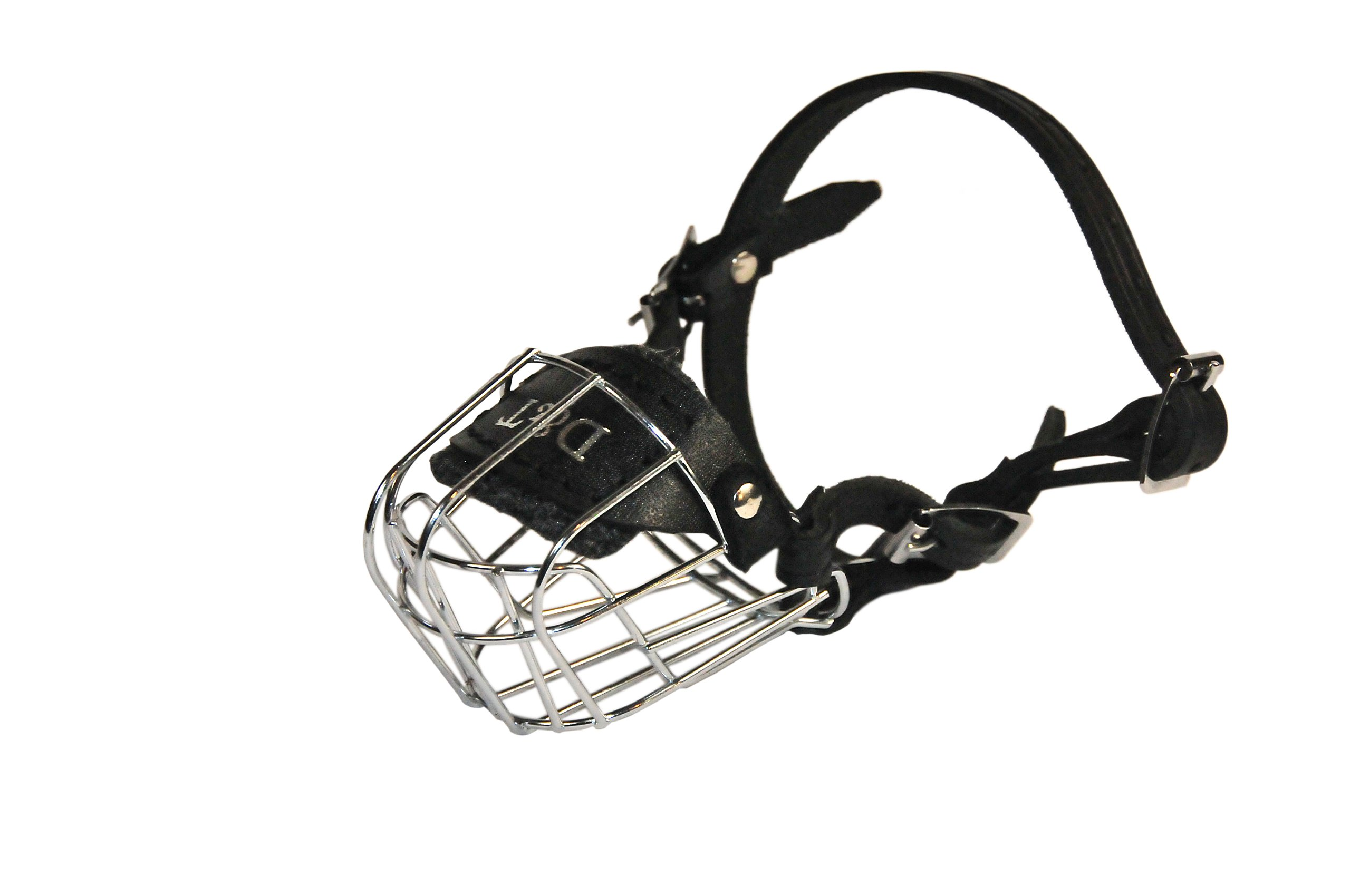 Dean and Tyler Wire Basket Muzzle, Size No. 1 - Miniature Pinscher