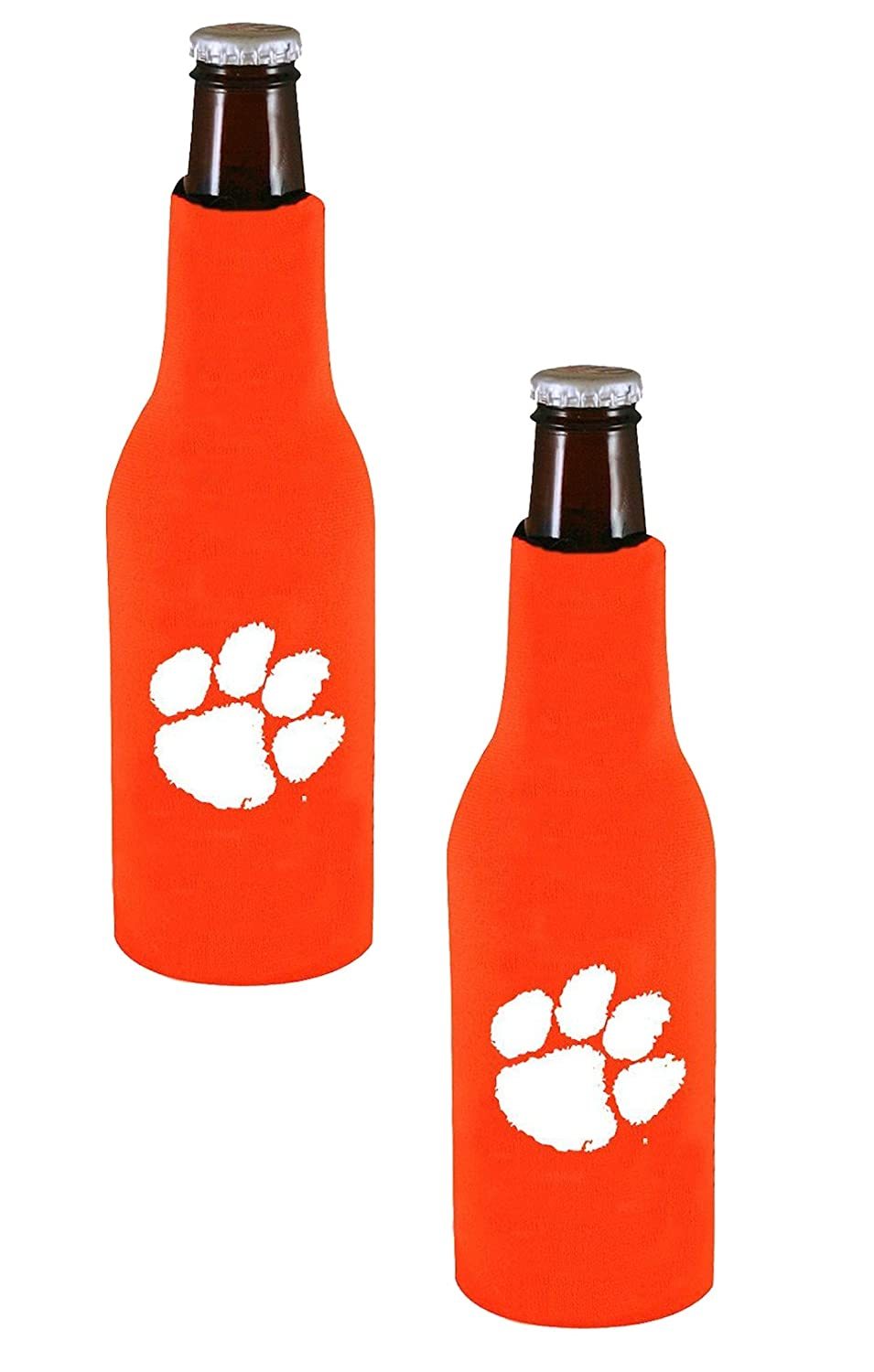 Official National Collegiate Athletic Association Fan Shop Authentic NCAA 2 pack Insulated Bottle Cooler. Show Team Pride At Home Tailgating or At the Game