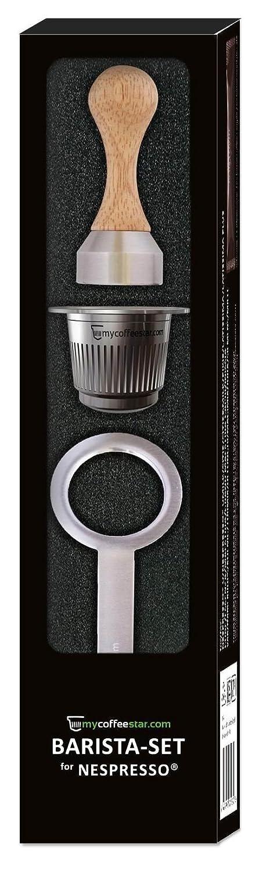 mycoffeestar Barista Set GAMMA