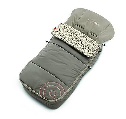 Concord - Saco Cocoon, diseño Cool Beige): Amazon.es: Bebé