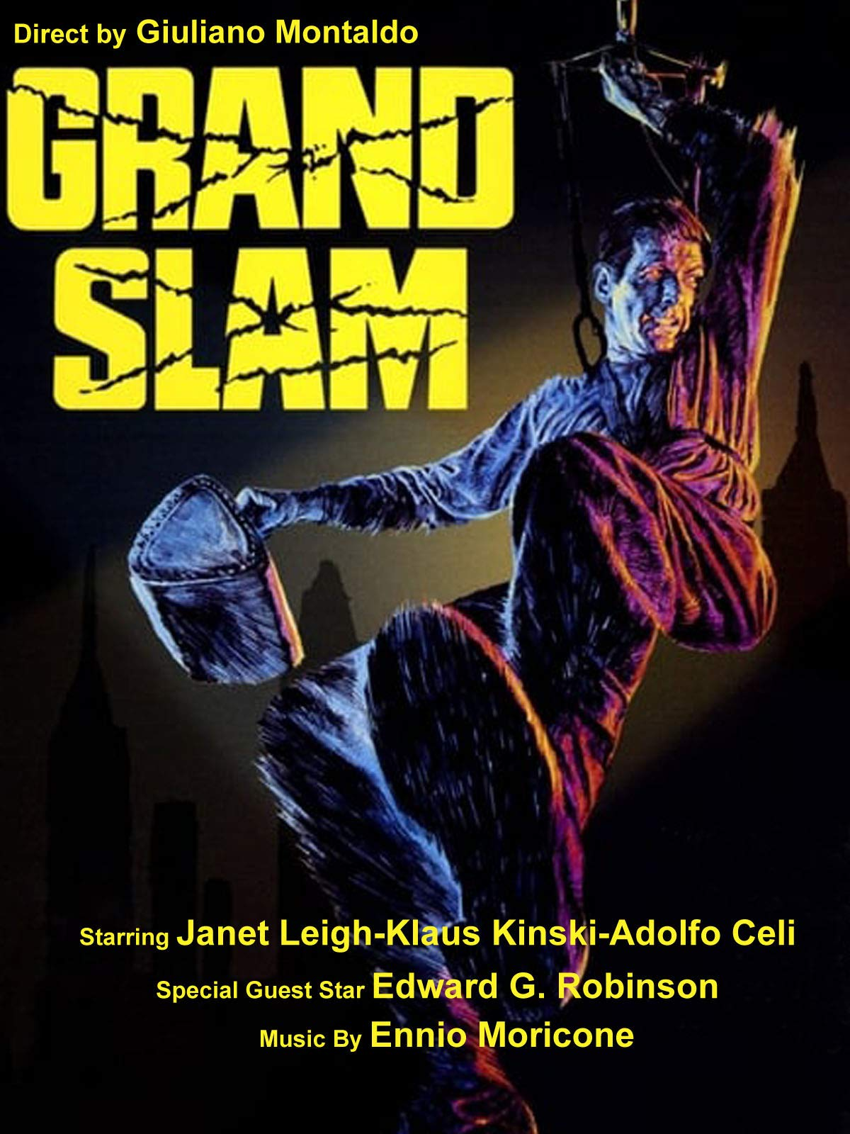 Grand Slam on Amazon Prime Video UK