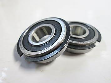 Bearings Set of 2 for Sears Craftsman 6 1//8 Belt Drive Jointer Planer Cutterhead