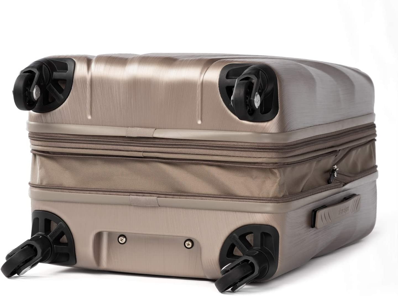 Slate Green Travelpro Maxlite 5-Hardside Spinner Wheel Luggage