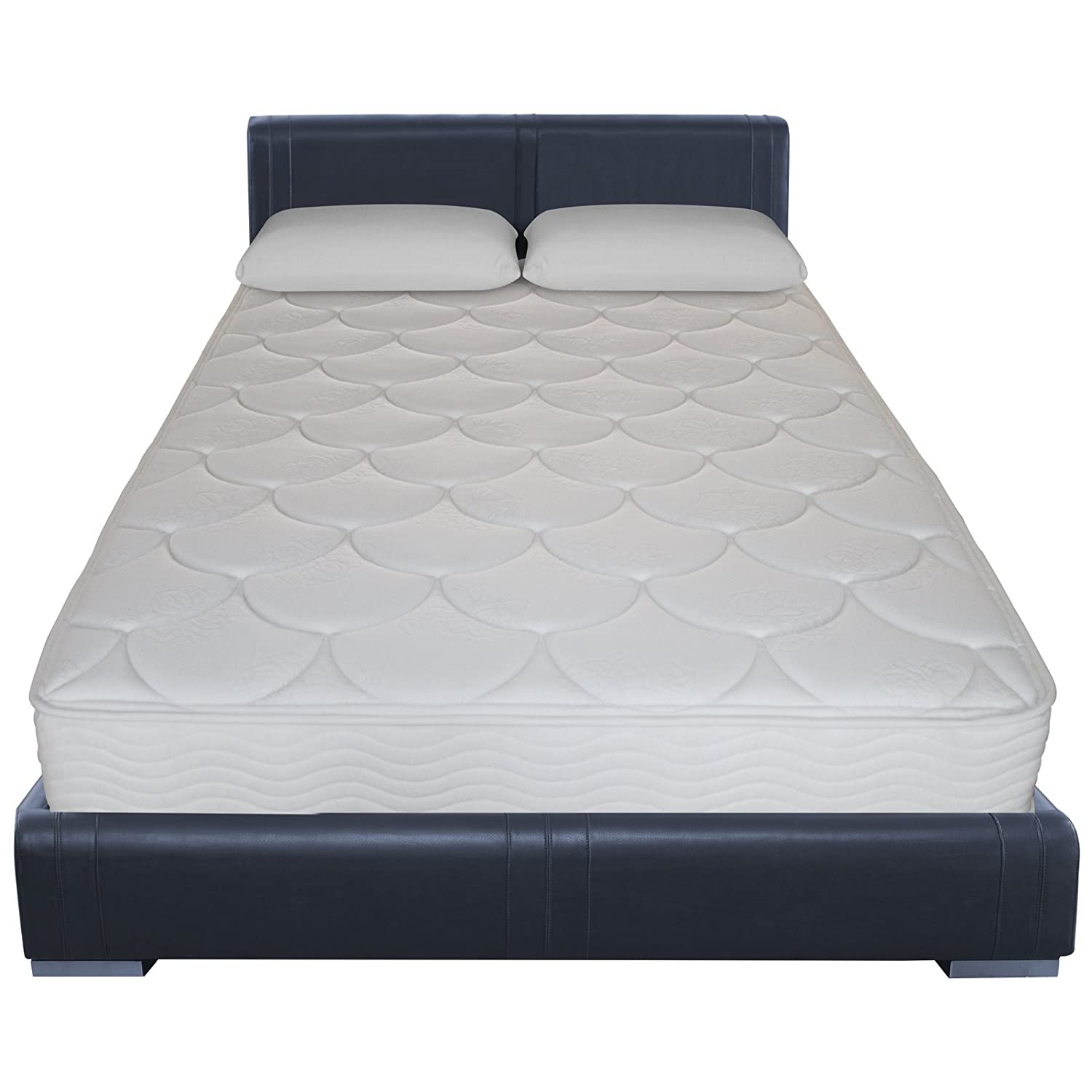 Amazon Sleep Master 8 Inch Tight Top Deluxe Individual