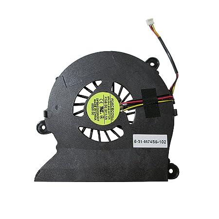 NEW CPU Cooling Fan for Clevo S410 M760 M746S M762 M764SU S510