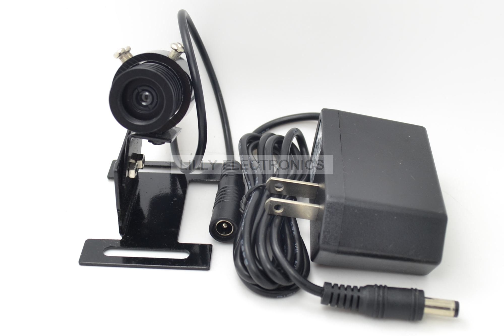 Adjusted Ir Laser Diode Module 850nm 100mw 5v Dot Infrared Lazer 22x60mm with Ac Adapter and Heatsink
