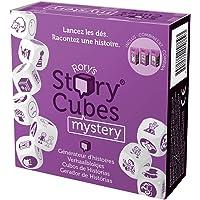 Asmodee Story Cubes: Mystery - Juego de dados
