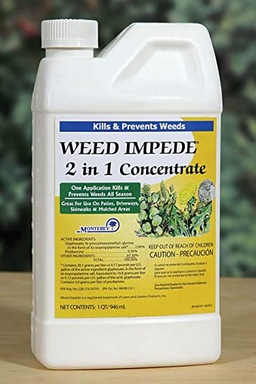 weed impede 2in1 preemergent and non - Preemergent Herbicide