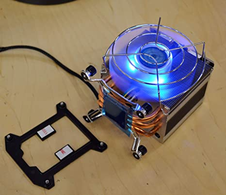 Intel High Performance Tower Heat Sink Cooling Fan for 8th Generation Intel  i7 Processors 8700T / 8700K / 8700 / 8060K