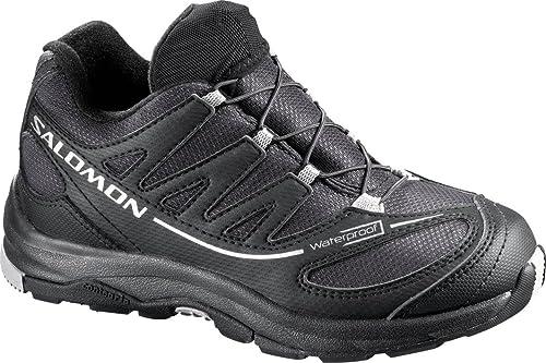 Salomon XA PRO 2 WP K Zapatillas Trail Running Negro para Ninos: Amazon.es: Zapatos y complementos