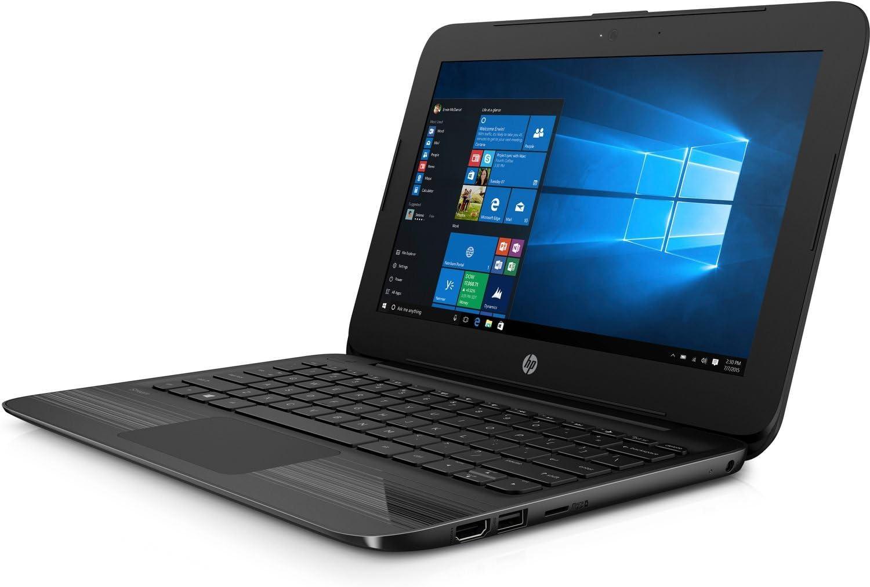 HP Stream 11 Pro G3 Notebook PC with 11.6in Screen, Intel Celeron N3060, 4GB RAM, 64GB SSD (Renewed)