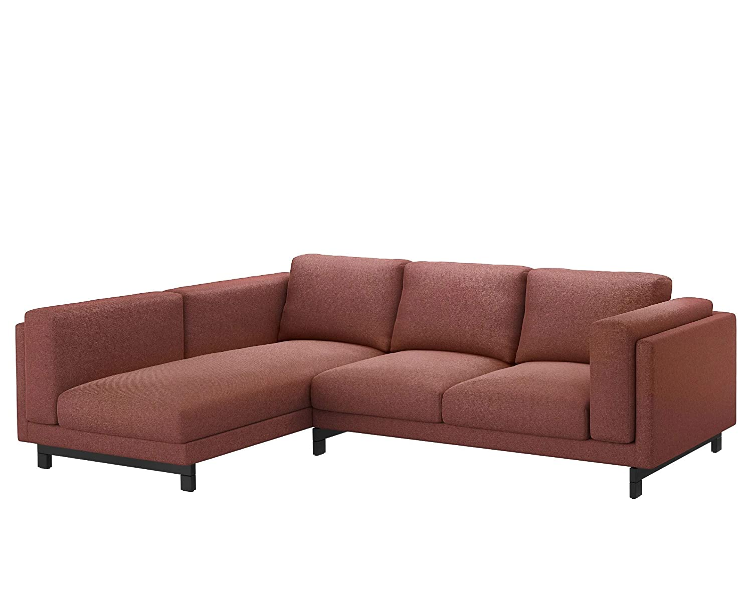 Amazon.com: Ikea Cover for 3-seat sectional, left, Tallmyra ...
