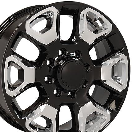 Dodge Ram Rims >> Amazon Com Oe Wheels 20 Inch Fits Dodge Ram 1500 2500 3500