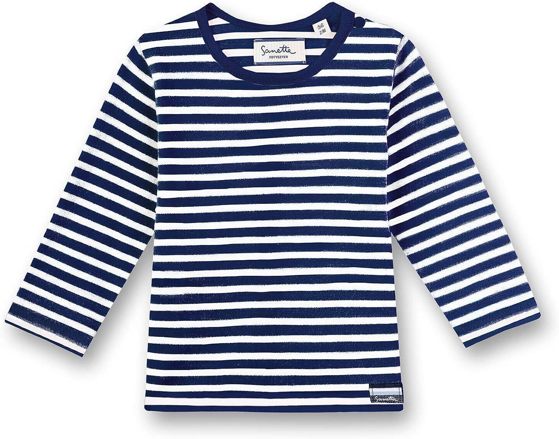 Sanetta Baby Langarmshirt Sweatshirt