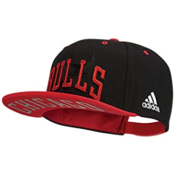 adidas Chicago Bulls Gorra de Tenis, Hombre, (Negro/Rojsld/Blanco), L: Amazon.es: Deportes y aire libre