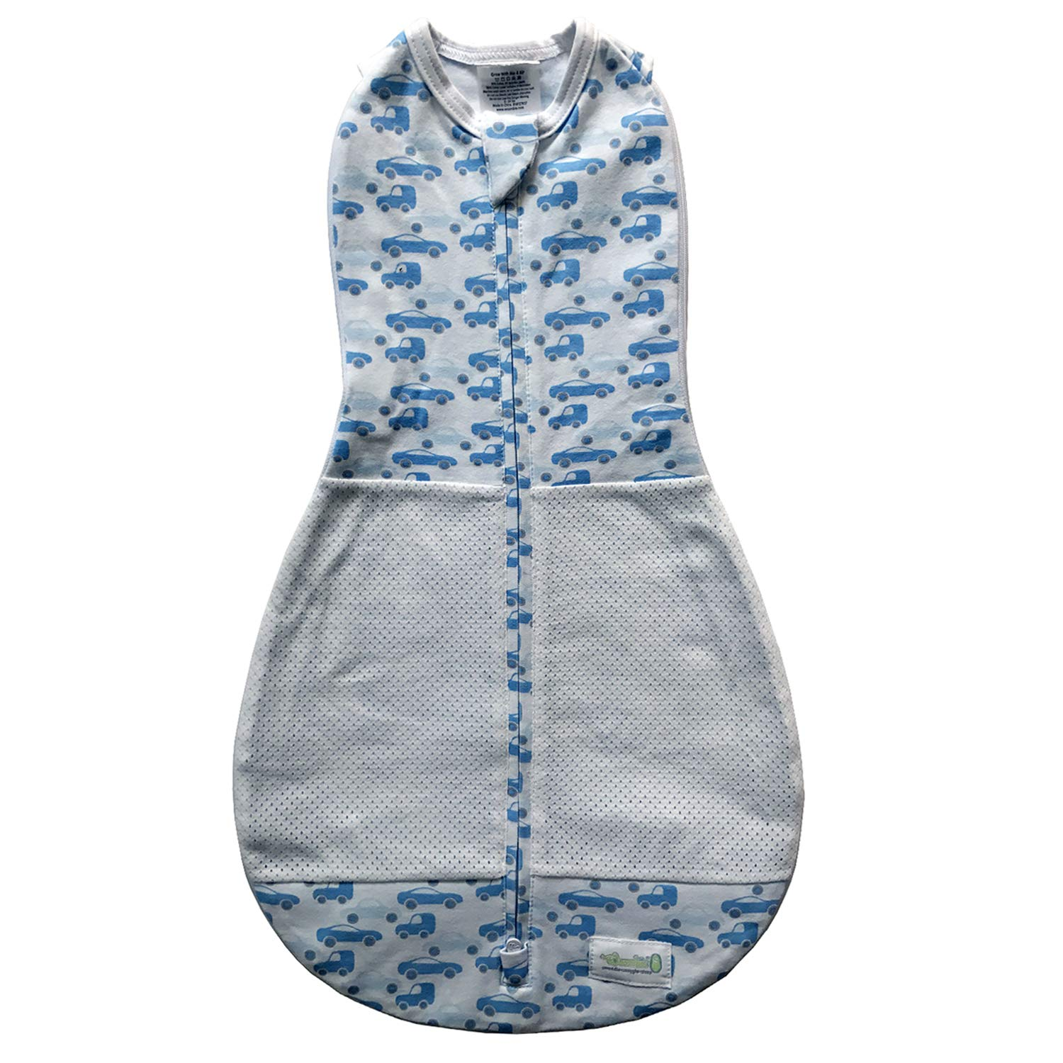 Amazon Com Woombie Grow With Me Air Baby Swaddle