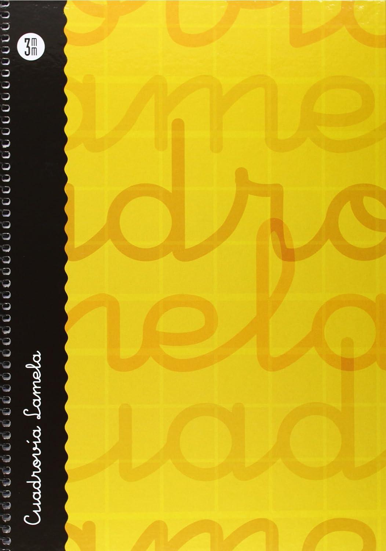 Lamela 7Fte003R Quaderno con Spirale, Rosso Vv.Aa. YQ