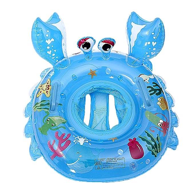 O-Toys - Flotadores de Piscina para bebé, inflables, flotadores, Raft, Agua, Anillo de Natación, Flotante, Barco para Niños: Amazon.es: Juguetes y juegos