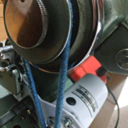 La Canilla ® - Motor Máquina de Coser 150W BLANCO 8.000RPM para Alfa, Singer, Refrey, Sigma Máquinas de Coser Antiguas y Modernas: Amazon.es: Hogar