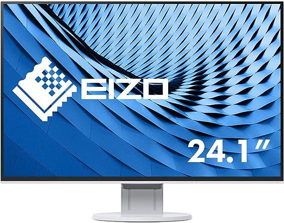 Eizo Flexscan Ev2456 Wt 61 1 Cm Ultra Slim Monitor Computer Zubehör