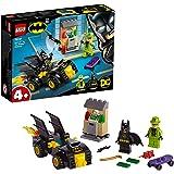 LEGO DC Batman: Batman vs. The Riddler Robbery 76137 Building Kit, New 2019