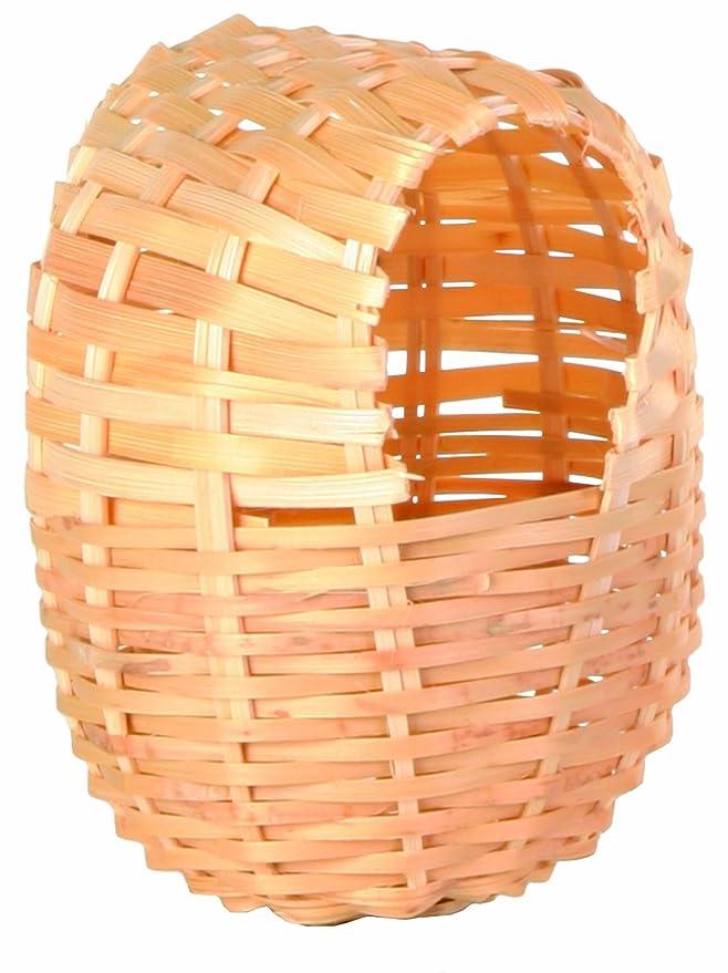 Trixie Nido Bambú, 9x10 cm: Amazon.es: Productos para mascotas