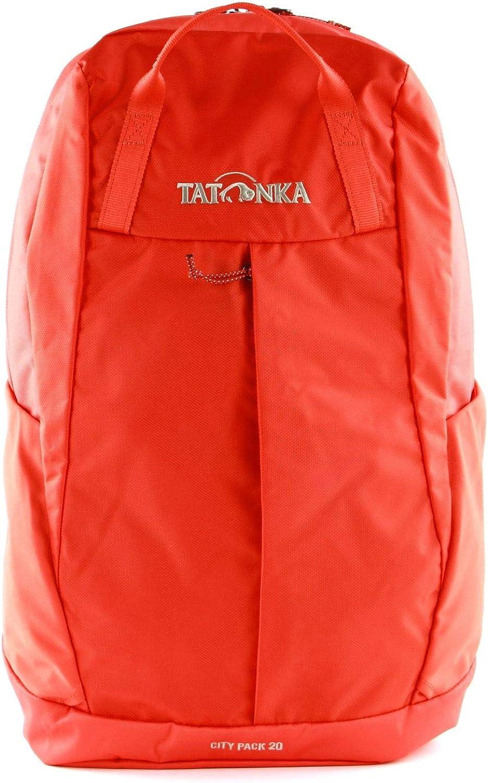Tatonka City Pack 20 Red Orange: Amazon.es: Zapatos y complementos
